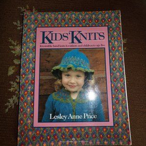Kids Knits Age Infant to 5 Knitting Book